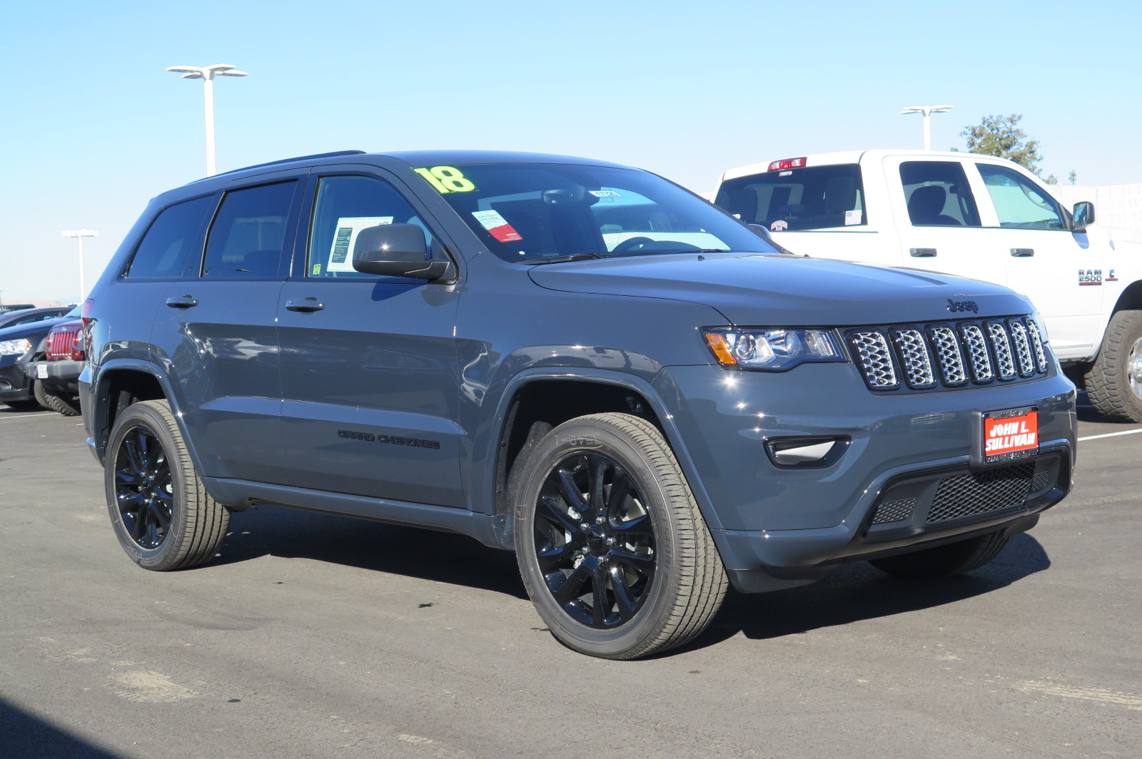 100 Jeep Grand Cherokee Altitude 2017 2017 Jeep