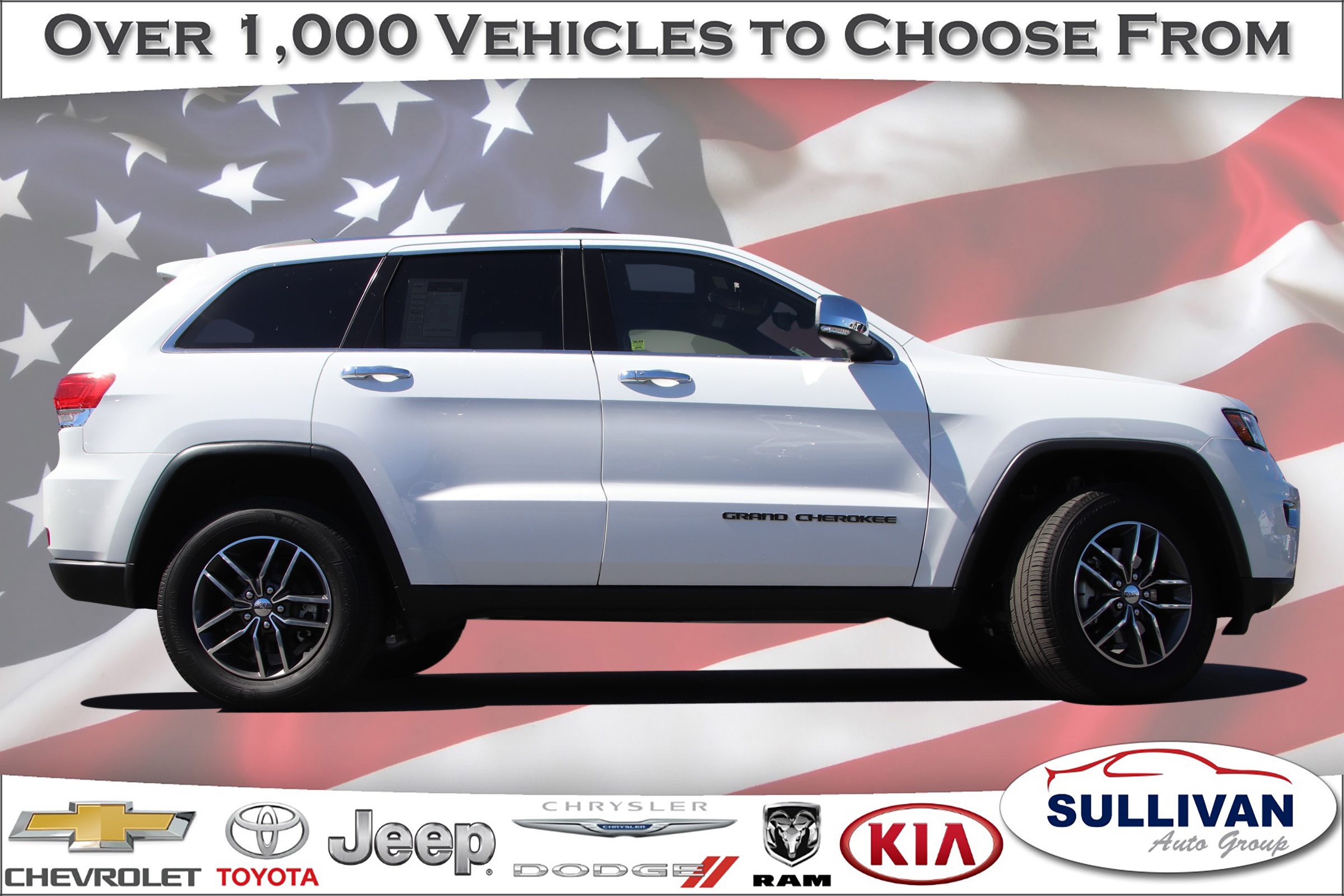Certified Pre Owned 2017 Jeep Grand Cherokee Limited 4D Sport