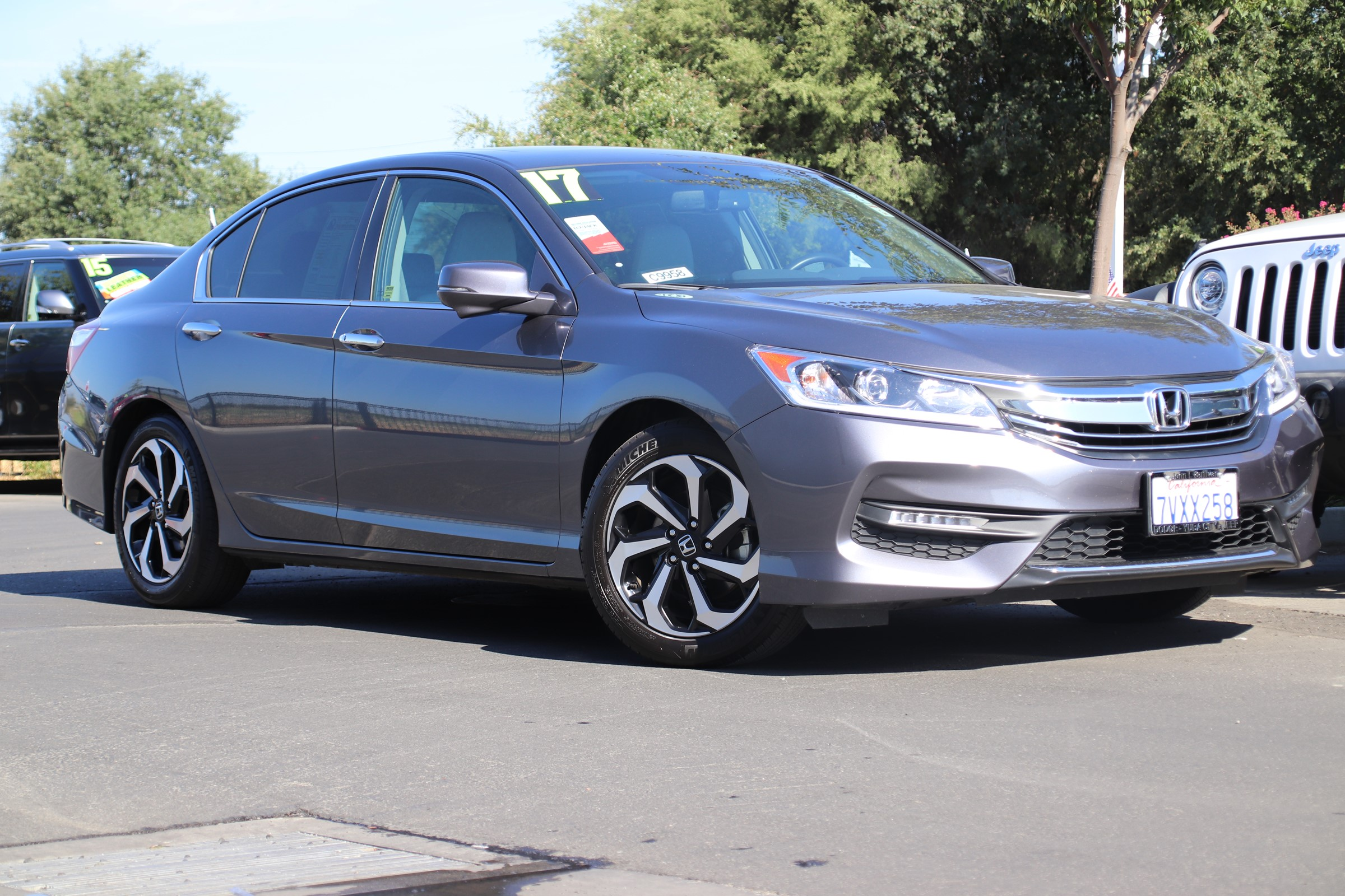Pre Owned 2017 Honda Accord Ex L