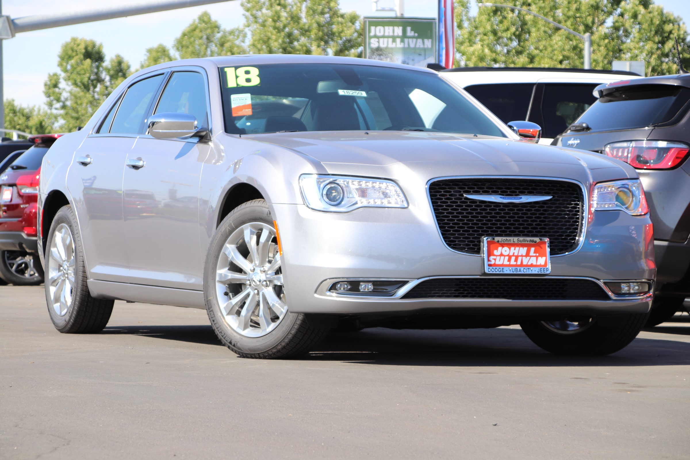 used atlanta detail at luxury sedan chrysler rwd limited