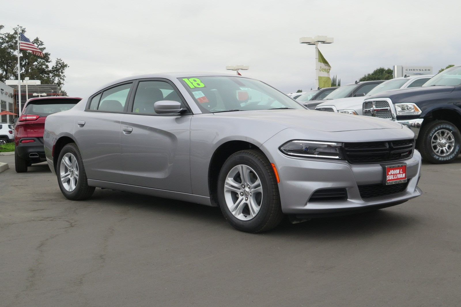 2018 Dodge Yuba City