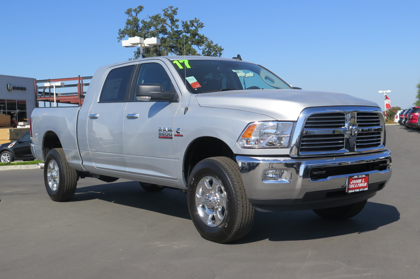 New Ram Big Horn D Mega Cab In Yuba City - Chrysler 2500