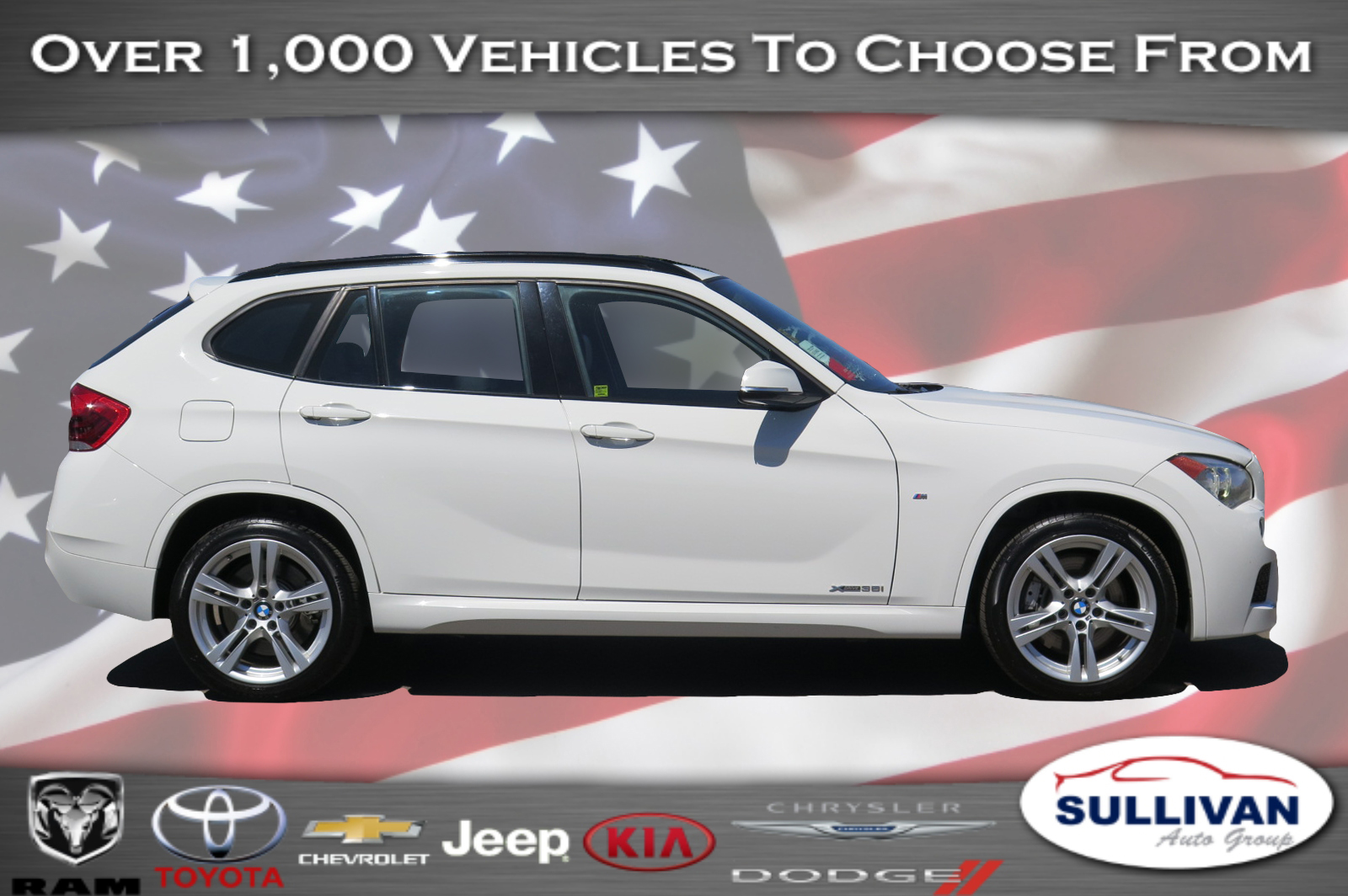 PreOwned 2014 BMW X1 xDrive35i 4D Sport Utility in Yuba City